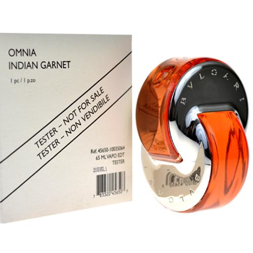 Bvlgari Omnia Indian Garnet Tester 65ml Daisyperfumescom