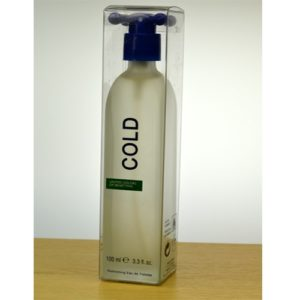 Benetton Cold 100ml Eau De Toilette1