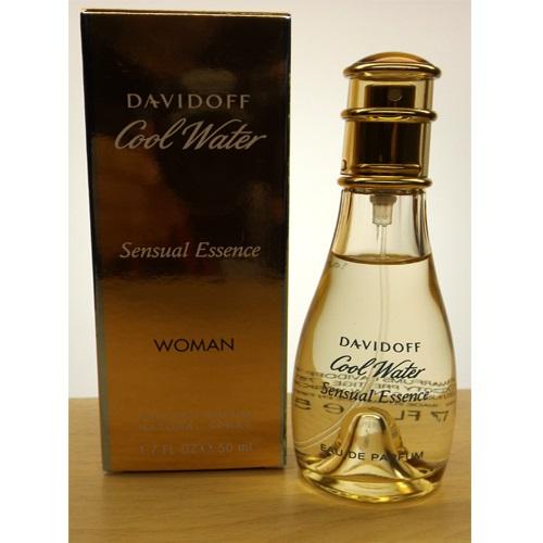 Davidoff Cool Water Sensual Essence Woman 50ml Daisyperfumescom