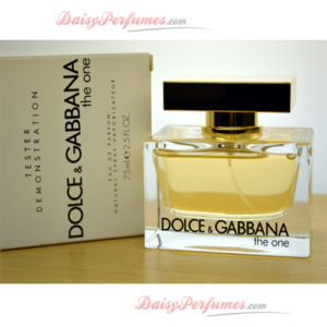 TESTER DOLCE&GABBANA The One Woman EDP 75ml1