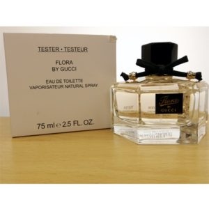 TESTER Gucci Flora By Gucci EDT 75ml1