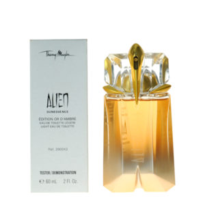 Thierry Mugler Alien Sunessence Edition or D'Ambre Tester 60ml