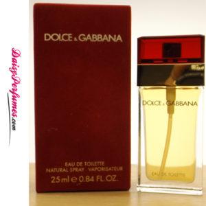 Dolce & Gabbana Pour Femme Red - 25ml Eau De Toilette1
