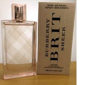 TESTER BURRBERRY Brit Sheer 2014 EDT 100ml1