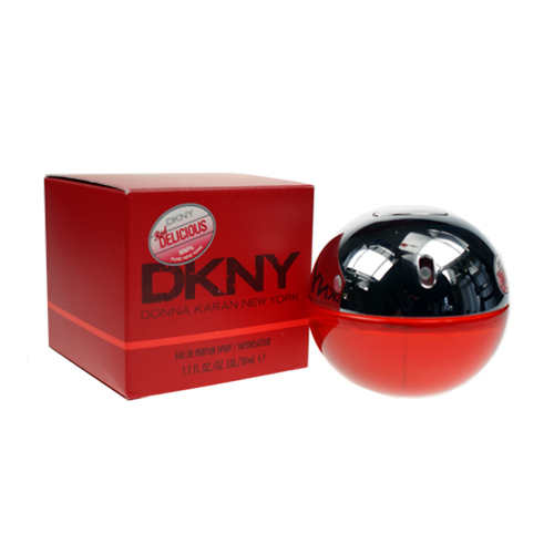 dkny red delicious woman 50ml. Black Bedroom Furniture Sets. Home Design Ideas
