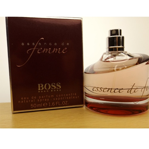 hugo boss essence de femme 50ml perfume aftershave and fragrance in ireland. Black Bedroom Furniture Sets. Home Design Ideas