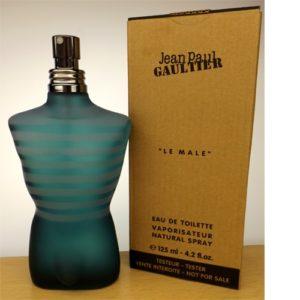 TESTER JEAN PAUL GAULTIER Le Male EDT spray 125ml1