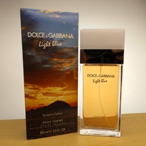 DOLCE&GABBANA Light Blue Sunset In Salina Woman EDT spray 100ml1