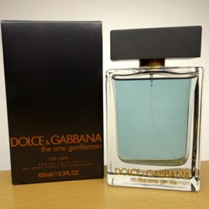 DOLCE&GABBANA The One Gentleman EDT spray 100ml1