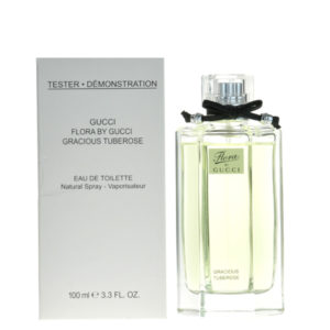 Gucci Flora by Gucci Gracious Tuberose 100ml Tester