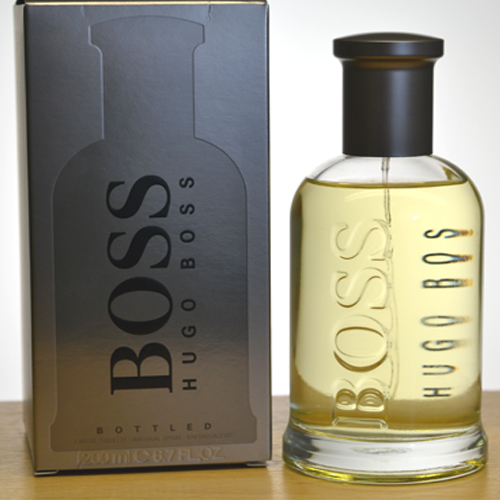 hugo boss bottled men 200ml perfume. Black Bedroom Furniture Sets. Home Design Ideas