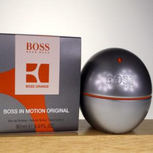 HUGO BOSS In Motion EDT spray 90ml1