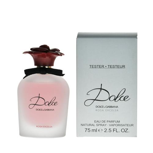 Dolce Gabbana Rosa Excelsa Tester 75ml Daisyperfumescom