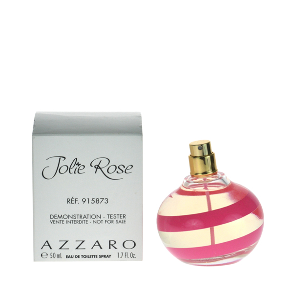 Azzaro Jolie Rose 50ml Tester