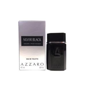 Azzaro Silver Black Pour Homme 7ml Mini Perfume