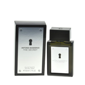 Antonio Banderas The Secret 50ml