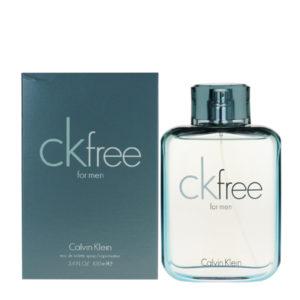 Calvin Klein CK Free 100ml