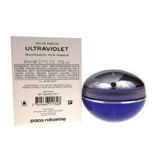 Paco Rabanne Ultraviolet For Woman 80ml Tester