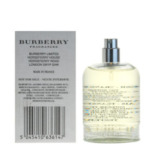 Burberry Weekend For Men Tester 100ml